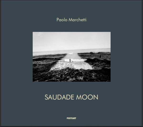 """Premio sezione opera prima a Paolo Marchetti con il libro """"Saudade Moon"""" Postcart"""