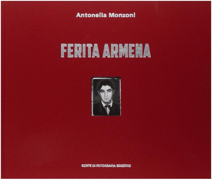 copertina ferita armena